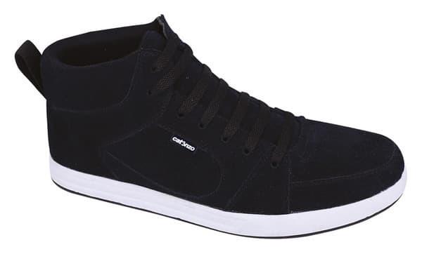 jual Sepatu Boots Kulit Pria Bandung Murah Kualitas Distro - CMR 760