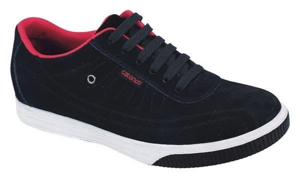 jual Sepatu Casual Santai Pria Kulit Trendy Murah Berkualitas - CTF 088