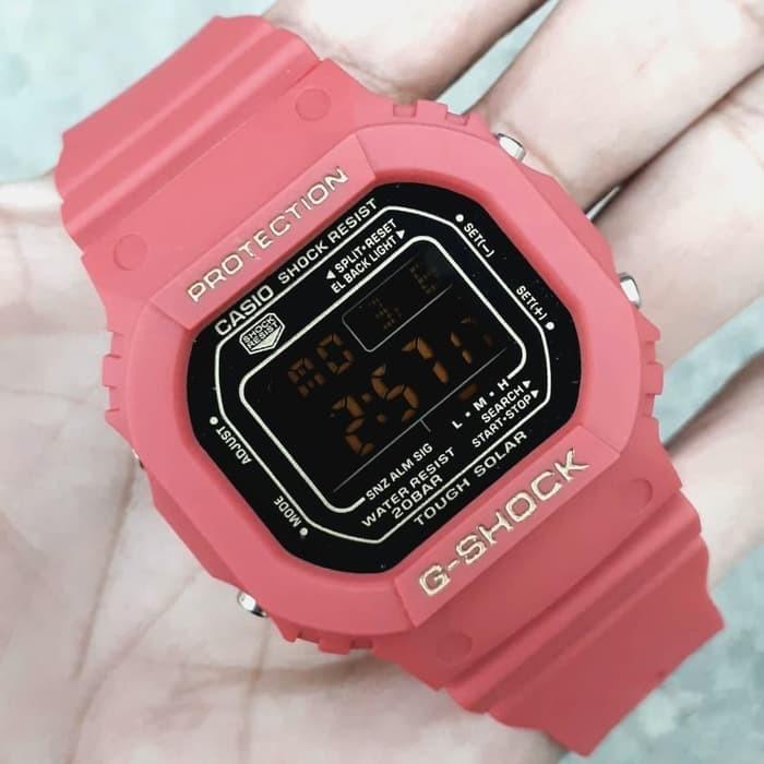jual Jam tangan G Shock DW5600 fullblack