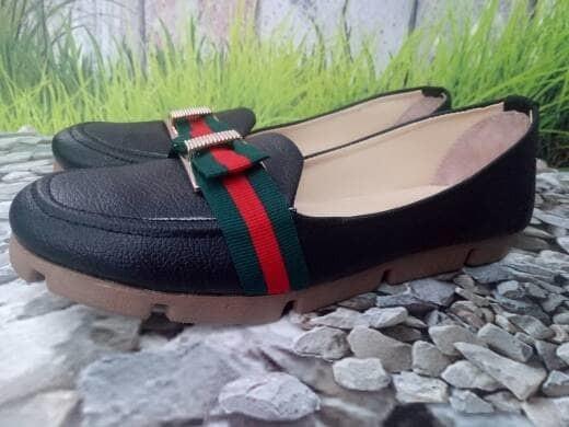 jual Sepatu Flat Shoes Wanita SDB91