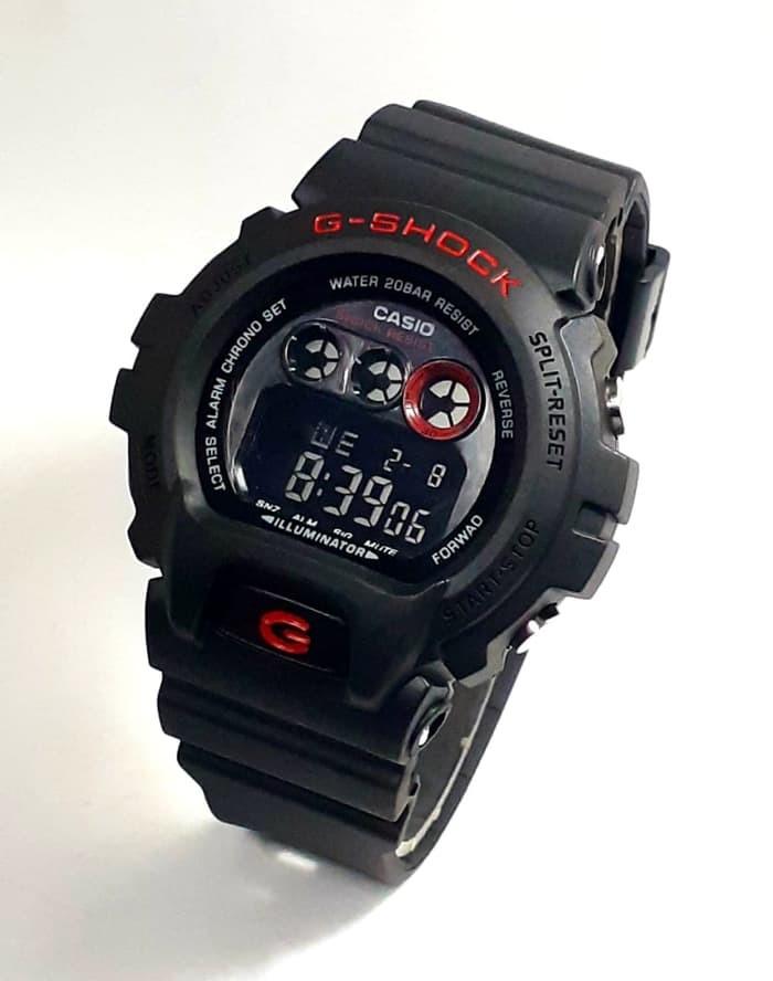 jual Jam tangan sport Digital G Shock DW6900 hitam