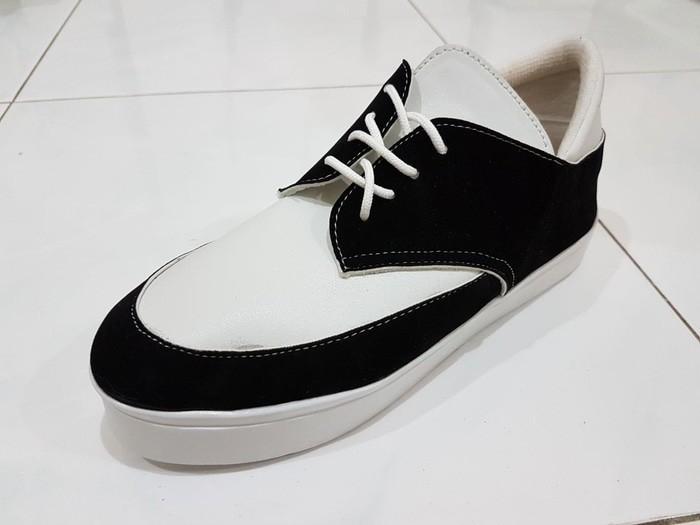jual Sneaker BlackJack - Hitam - Hitam, 37