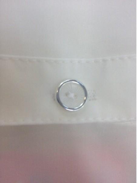 jual kemeja blus putih wanita kantor renda neci kerah JUMBO