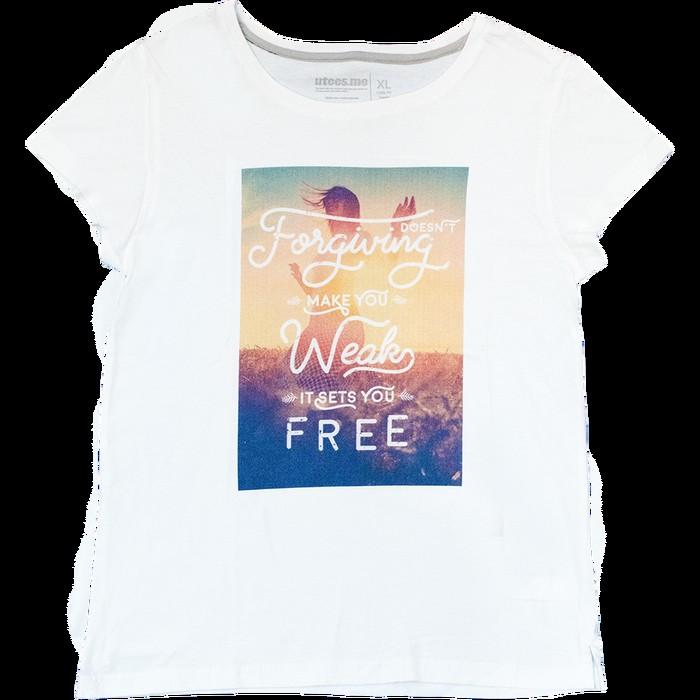 jual Female T-Shirt FORGIVING