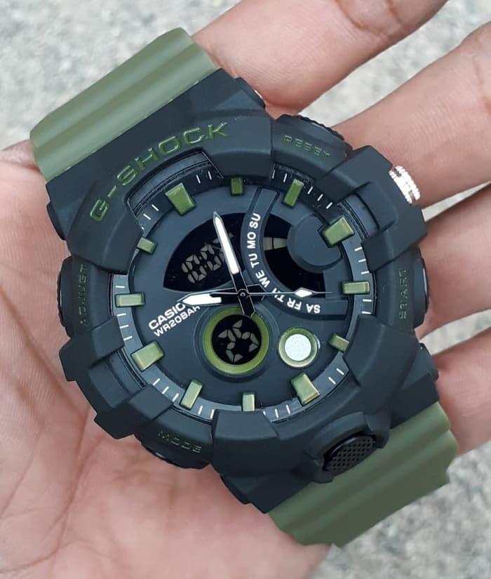 jual Jam tangan Cowok NEW G-SHOCK G Shock GA700 pilihan warna