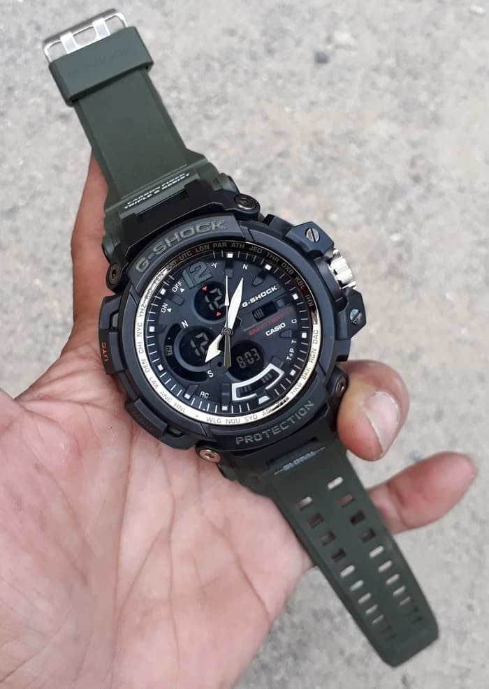 jual Jam tangan SPORT New G-SHOCK G Shock GPW2000 pilihan warna