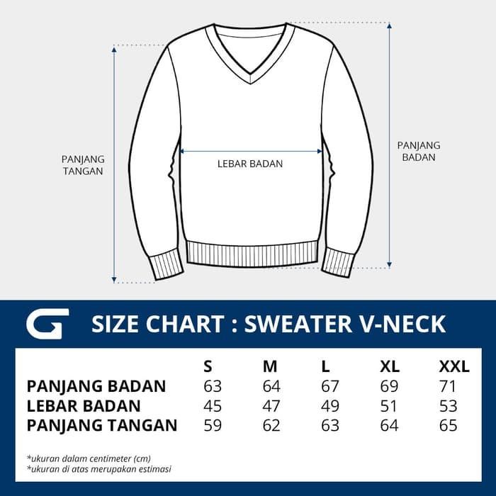 jual Sweater Rajut Pria Gomuda - V-Neck Polos Marun Tua - Marun Tua, XL