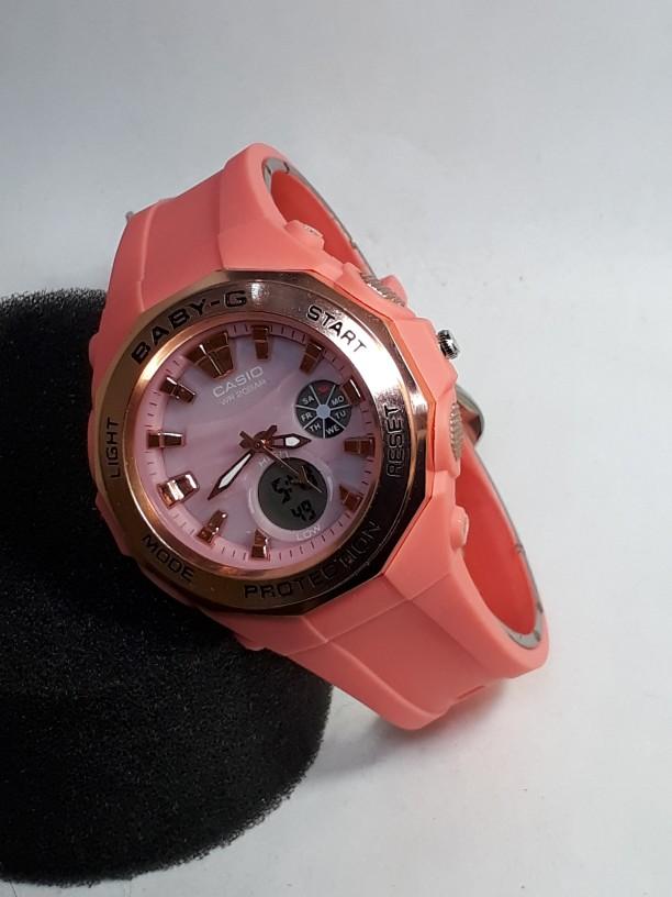 jual Jam tangan sport cewek Baby G pilihan warna