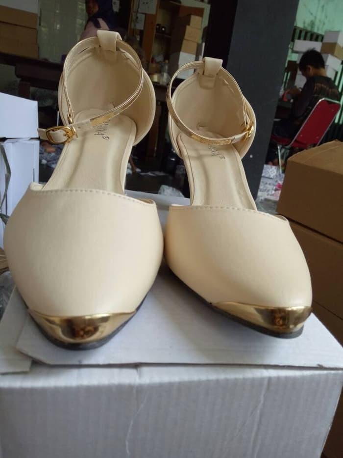 jual Sandal High Heels Wanita/Sepatu Sandal Wanita SDH24