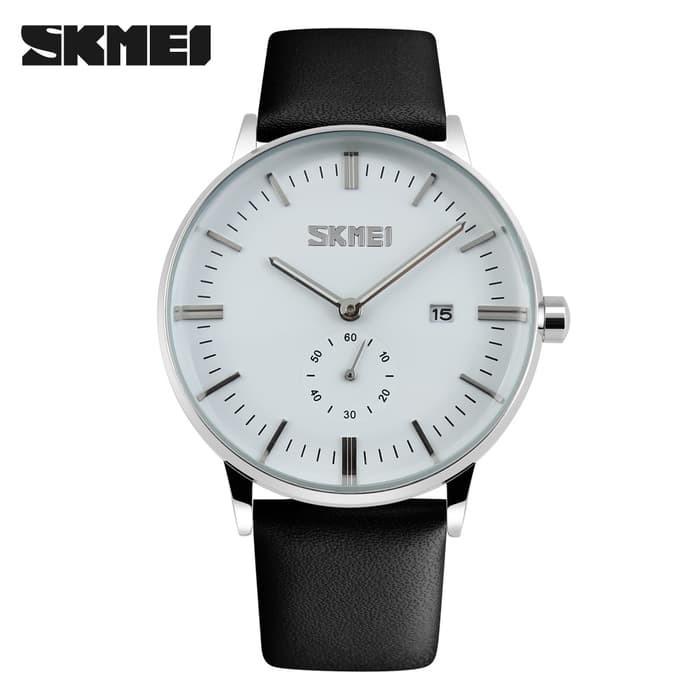 jual SKMEI Fashion Watch 9083 Original Water Resistant 30M - White