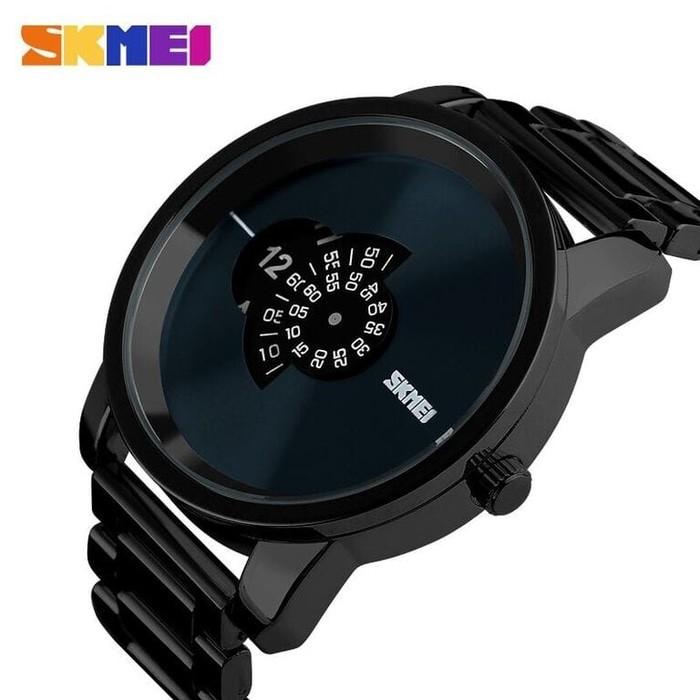 jual SKMEI Watch 1171 Original Water Resistant 30M - Black