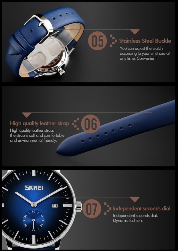 jual SKMEI Fashion Watch 9083 Original Water Resistant 30M - Black
