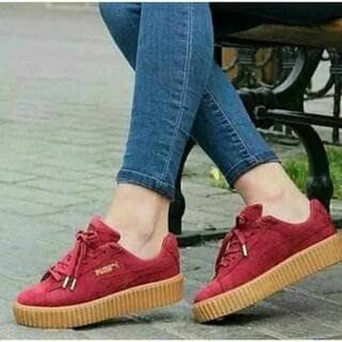 jual Sepatu Wanita Kets Casual SDS192