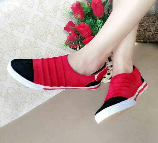 jual Sepatu Sandal Wanita SNEAKER SDS93