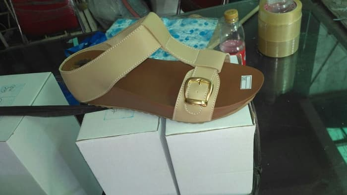 jual Sepatu Sandal Wanita Wedges SDW239