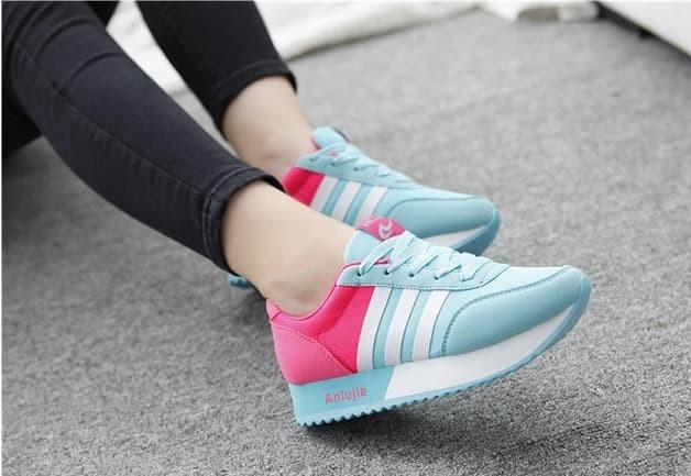 jual Sepatu Wanita Casual Sport SDS114