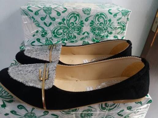jual Sepatu Wanita Flat Shoes SDB49