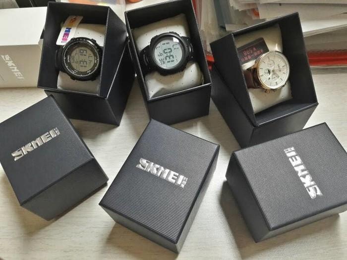 jual Box / Kotak Jam Tangan SKMEI Exclusive