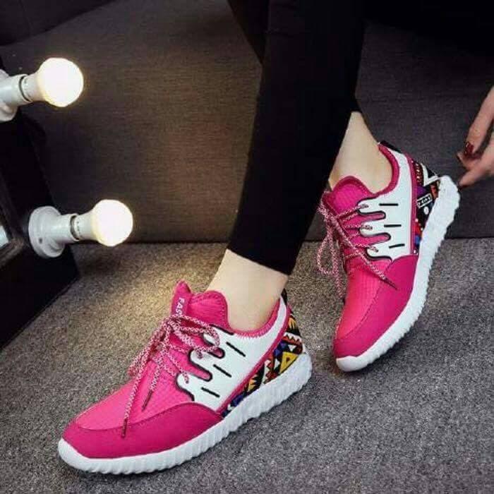 jual Sepatu Wanita Kets Casual SDS167