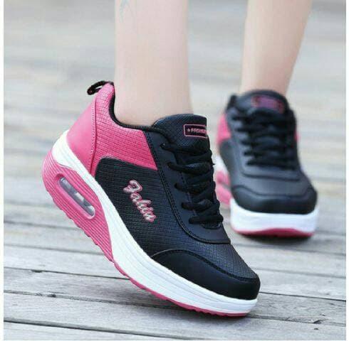 jual Sepatu Wanita Kets Casual SDS183