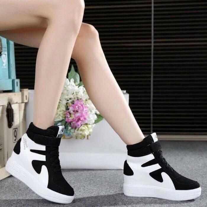 jual Sepatu Wanita Boots Sapi SBO308