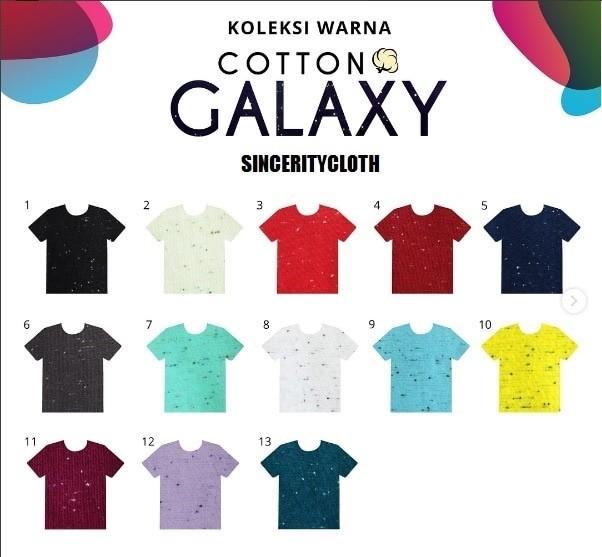 jual Kaos Polos Polka Bandung Size XL
