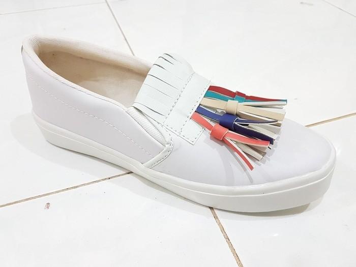 jual Sneaker Happy Baby - Putih  - Putih, 37