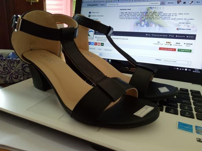 jual Sandal High Heels Wanita Hak Tahu SDH40