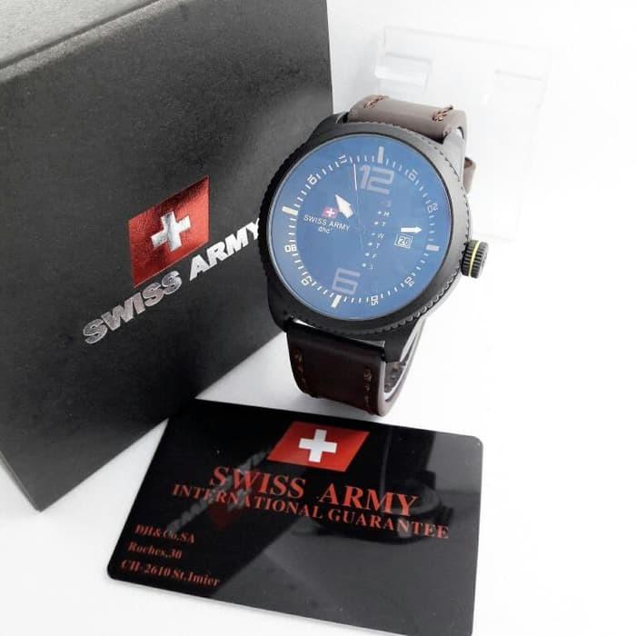 jual Jam Tangan Pria Swiss Army Original (Quiksilver, Ripcurl, GC, Fossil)