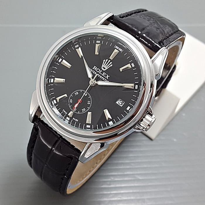 jual Jam Tangan Pria Rolex Automatic (GC,Ripcurl,Quiksilver,Fossil,Diesel)