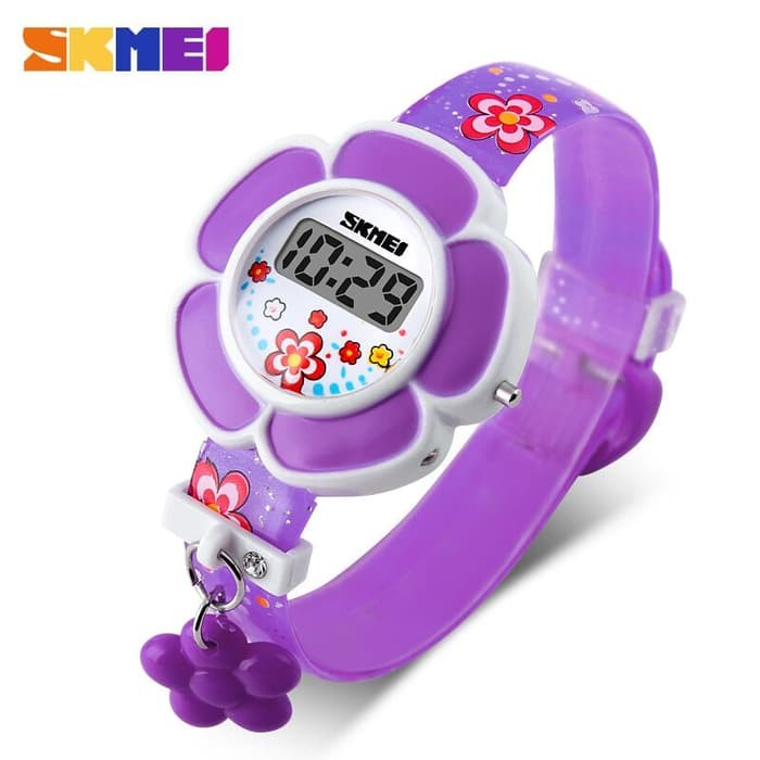 jual Jam Tangan Anak SKMEI 1144 Original - Purple