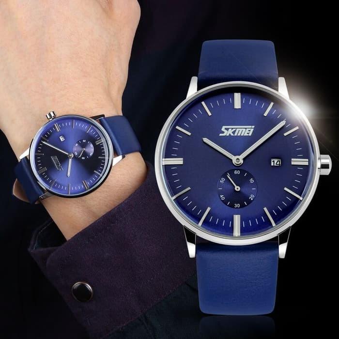 jual SKMEI Fashion Watch 9083 Original Water Resistant 30M - Blue