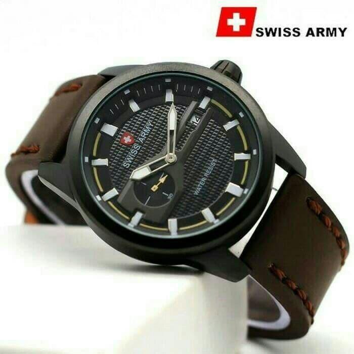 jual Jam Tangan Pria Swiss Army