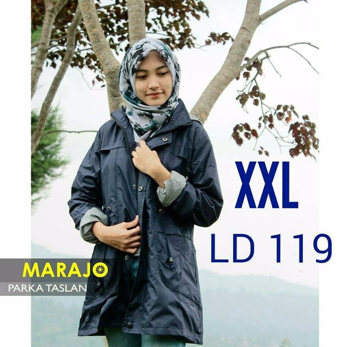 jual Jaket Parka Wanita Waterproof XL XXL | Jaket Wanita Premium