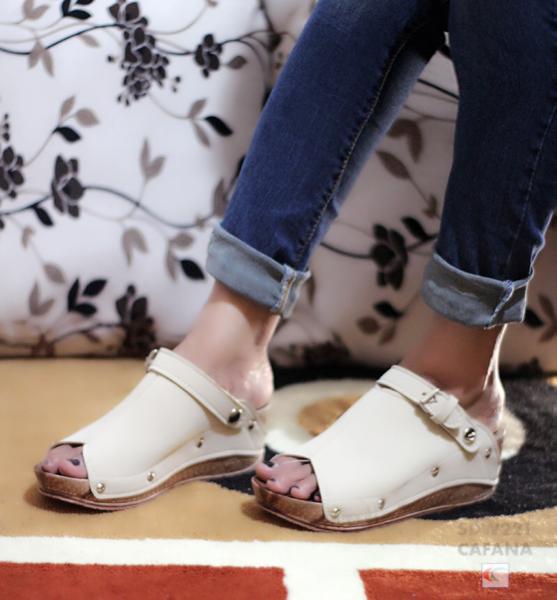 jual Sepatu Sandal Wedges Wanita Elegan SDW221