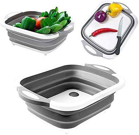 Cutting Chopping Board/Washing Bowl,Fruit Vegetable Basket