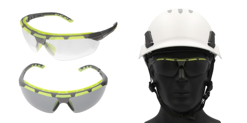 CEN10 safety eyewear SE4