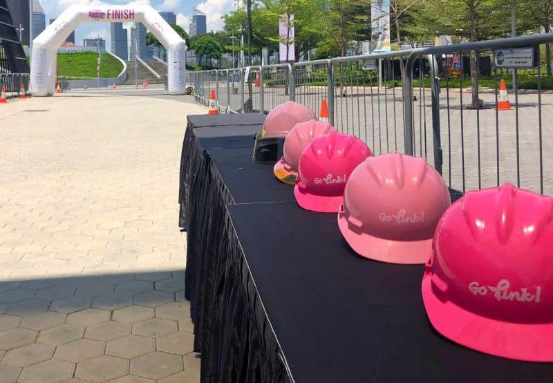 Bullard Go Pink Campaign