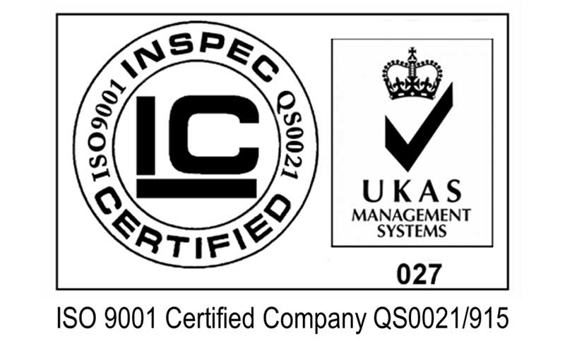 Comprehensive dedication to certified quality: Bullard certified according to ISO 9001:2015