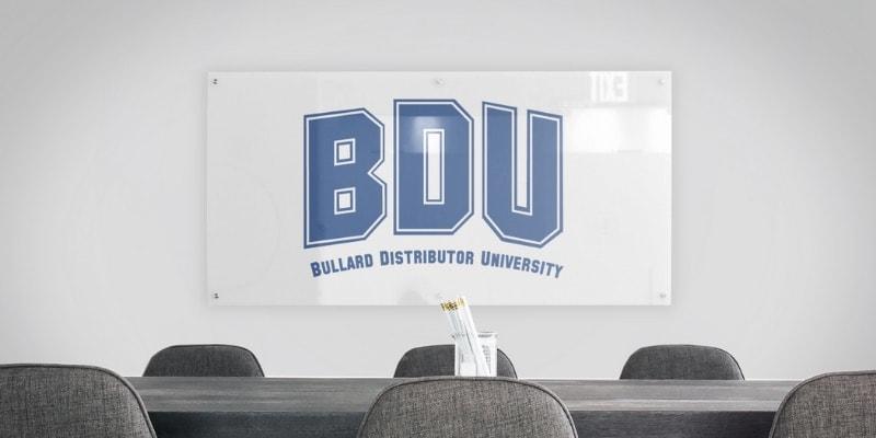 Bullard Distributor University