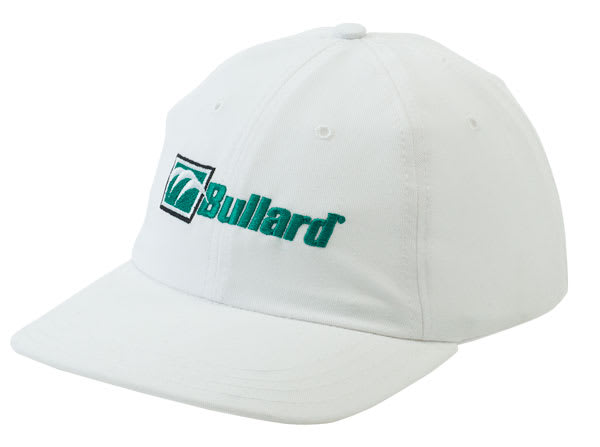White Bump Cap