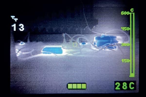 Electronic Throttle (ETT)