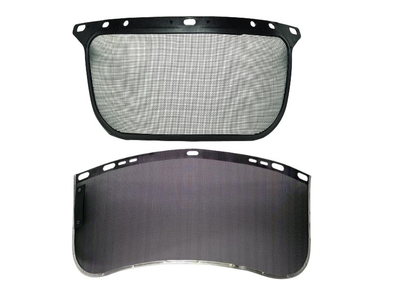 Bullard visor mesh