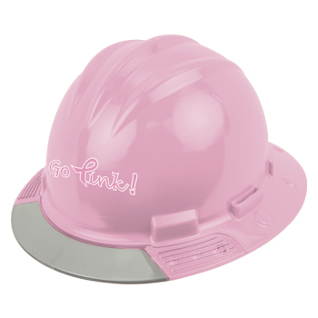 AboveView Hard Hat - Go Pink