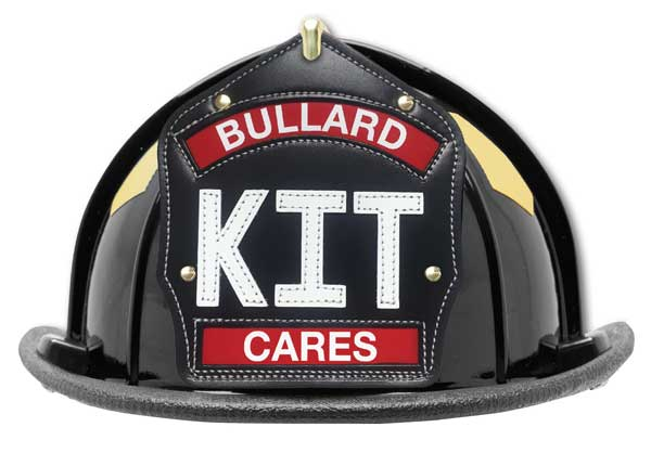 Bullard Cares Helmet Top