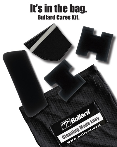 Bullard Cares Kit Product Photos