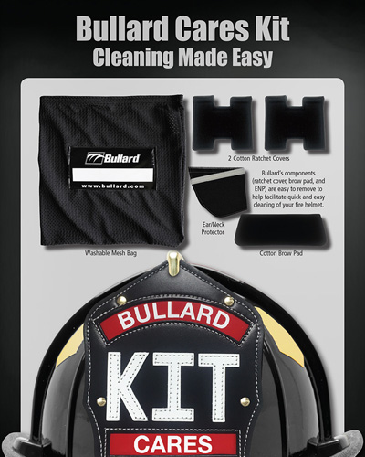 Bullard Cares Kit Customer Flyer