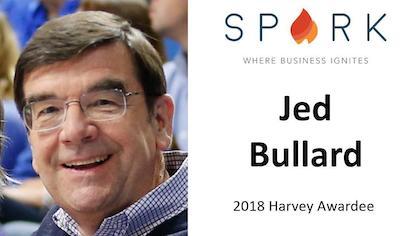 Jed Bullard Awarded by Bluegrass Business Development Partnership