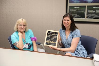 Bullard Announces Nancy Stanfield Day