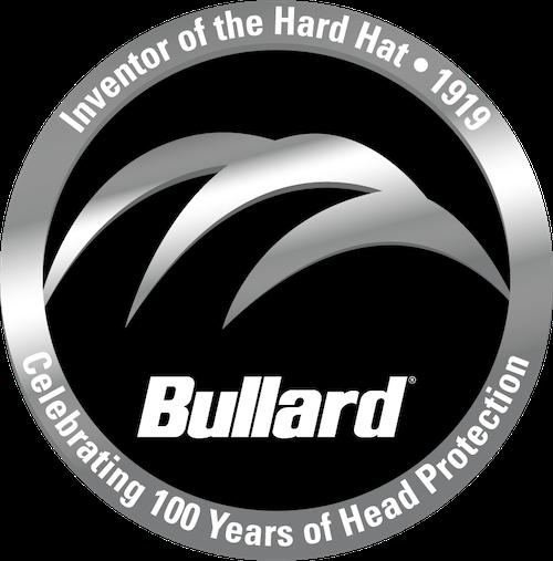 Bullard 100th anniversary logo